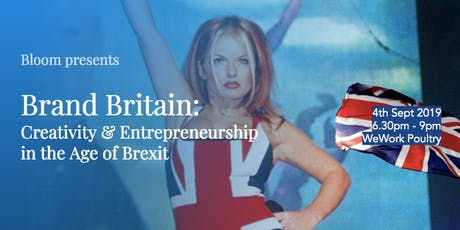 Brand Britain: Creativity & Entrepreneurship in the Age of Brexit tickets