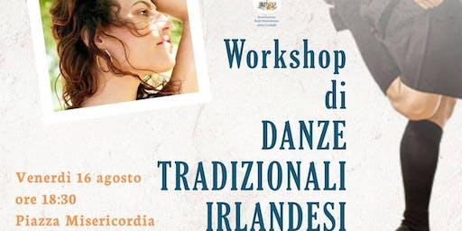 Palermo - Stage di Danze Irlandesi