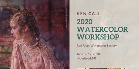 Watercolor Workshop with Ken Call tickets