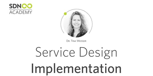 Service Design Implementation