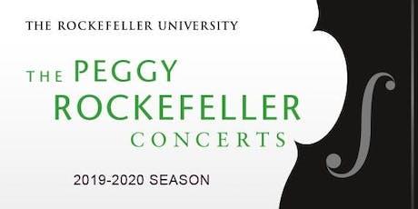 Peggy Rockefeller Concert Series: Michelle Bradley tickets