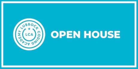 Lubbock Coding Academy | Open House | @ SPC Lubbock Center | 8.20.19 tickets