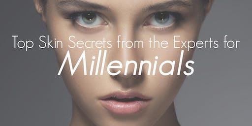 Sip & Spa Event for Millennials