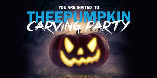 TheeDigital's 8th Annual TheePumpkin Carving Party