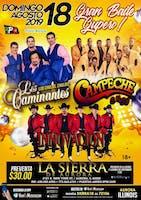 Los Caminantes, Campeche Show