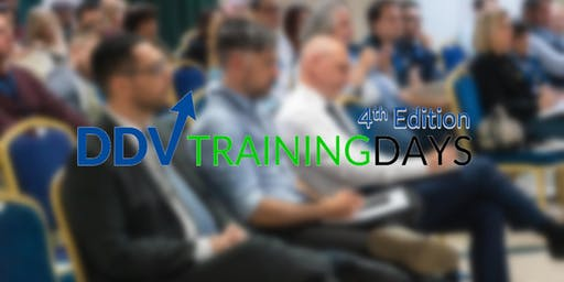 DDV Training Days 4th Edition-Formazione per Albergatori e Tourism Manager