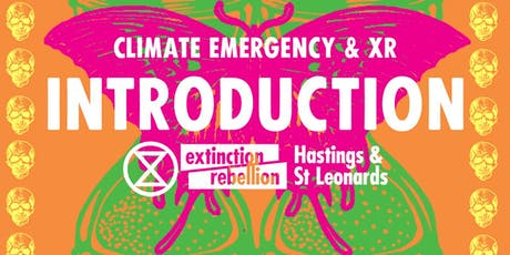 Climate Emergency & XR - INTRODUCTION tickets
