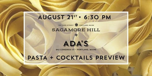 Ada's Preview Pairing at Sagamore Hill