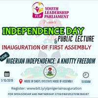 YLP INDEPENDENCE DAY PUBLIC LECTURE/INAUGURATION