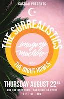 The Surrealistics, Imagery Machine, The Night Howls