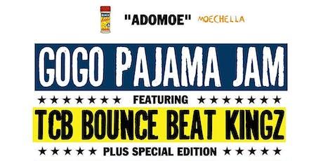 ADOMOE Gogo Pajama Jam • Presented by Moechella & Adobo DMV (21+) tickets
