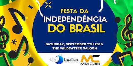 Brazilian Independence Party - Festa da Independência do Brasil tickets