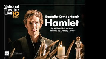 "NTL Screening: ""Hamlet"" With Benedict Cumberbatch"