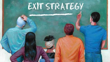 """Ike Holter's """"Exit Strategy"""""""