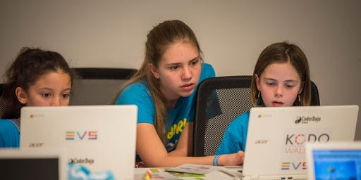 Cool Girls Code Wallonia - 19/10/2019