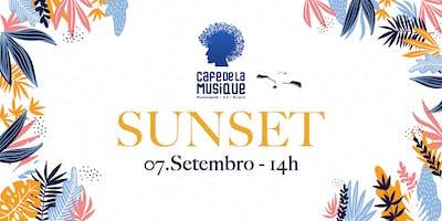 Music Sunset  07/09 - Café de La Musique Floripa