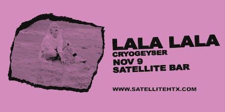 Lala Lala tickets