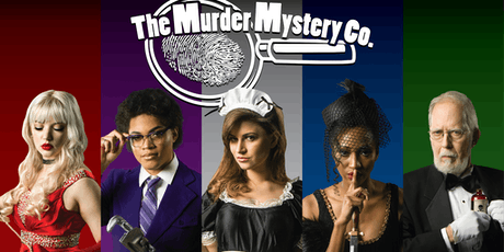 Murder Mystery Dinner Theatre in Riverside tickets