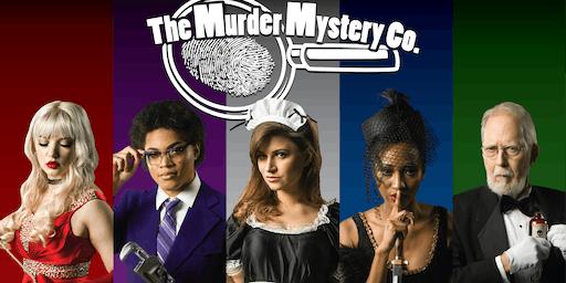 Murder Mystery Dinner Theatre in Riverside