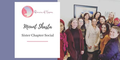 Women of Vision Mount Shasta Social