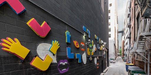 DOD: Between Us – The Downtown Denver Alleyways Project