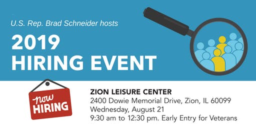 Zion Job Fair