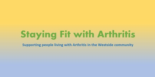 Staying Fit with Arthritis, Westside, Galway