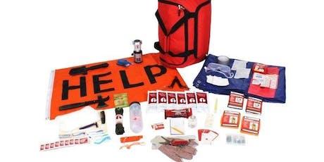 Personal Emergency Preparedness tickets