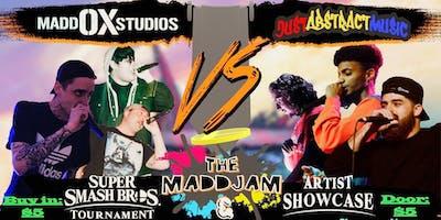 The MaddJAM: Artist/Vendor Fee