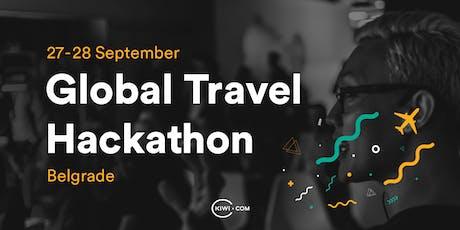 Global Travel Hackathon Belgrade Edition  biglietti
