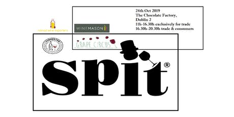 SPIT2019 Essential Wine Event for Winelovers  tickets