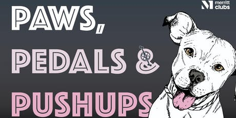 Paws, Pedals & Push-Ups tickets