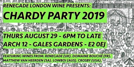 Renegade Chardy Party 2019 tickets