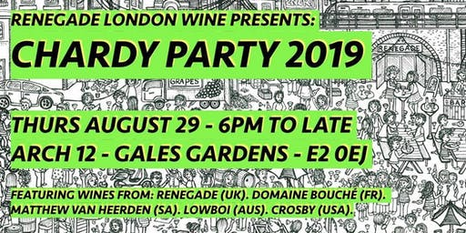 Renegade Chardy Party 2019