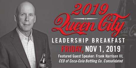 Queen City Leadership Breakfast tickets