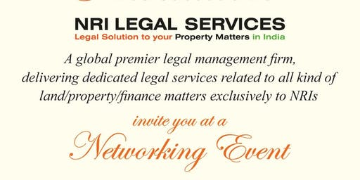NRI LEGAL SERVICES- Network Event
