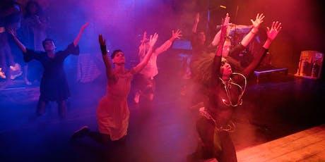 Lady Vendredi workshop - Afrodiasporic Ritual as Afrofuturist Technology tickets