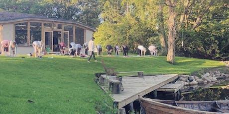 Yoga & Juice Retreat @ Wyresdale Park tickets