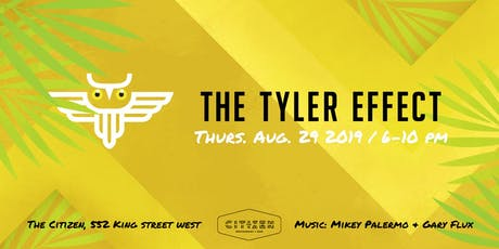 The Tyler Effect 2nd Annual Charity Event tickets