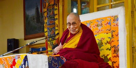 Special Lectures with Professor Robert Thurman - This Pig Year: Dalai Lama's 84th Year | 10/02/2019 tickets