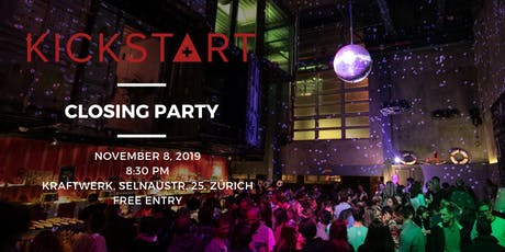 Closing Party Kickstart 2019 Tickets