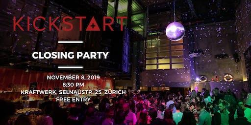 Closing Party Kickstart 2019