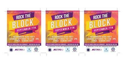 Neighborhood Block Party!!
