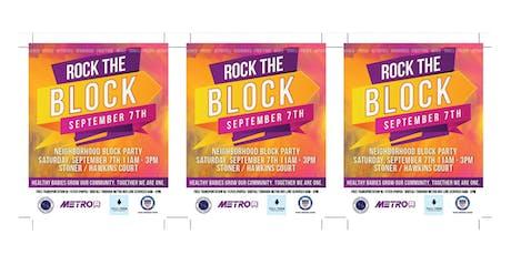 Neighborhood Block Party!! tickets