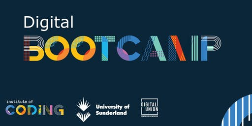 Institute of Coding Digital Bootcamps