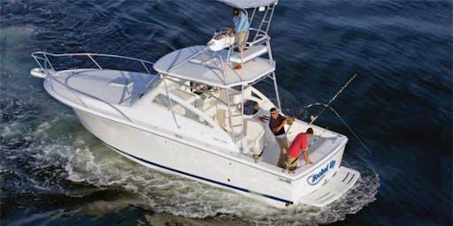West Marine N. Myrtle Beach Presents Fishing with SIMRAD!