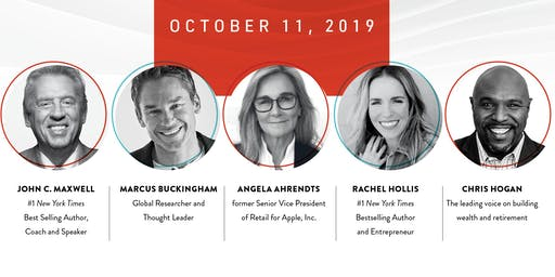 Live2Lead Tulsa 2019 Simulcast | Business & Personal Leadership Development