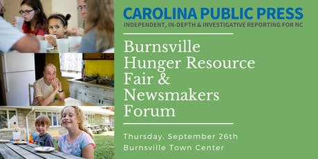 Burnsville Hunger Resource Fair & Newsmakers Forum tickets