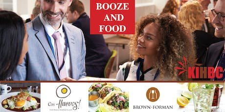 KIHBC: BOOZE & FOOD tickets