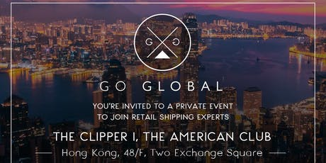 Go Global Hong Kong: Shipping Cross Border  tickets